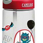 CamelBak Kinderflasche Eddy, transparent, 0.4 Liter, 53859