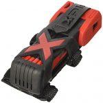 ABUS Faltschloss 6500/85 Bordo Granit X-Plus, Red, 85 cm, 55161