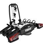 Thule 926001 VeloCompact 13-pin Fahrräderträger für 3 Fahrräder