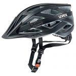 Uvex Fahrradhelm I-Vo Cc, Black Mat, 52-57, 4104230815