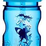 Nalgene Kunststoffflaschen 'Everyday OTF Kids', Sl.Blau Meer, 079105