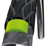 SCHWALBE Trekking Reifen Marathon Green Guard 20 x 1.50 Zoll Reflex