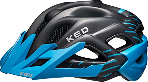 ked status helmet junior blue black matt kopfumfang s 49 54cm 2018 fahrradhelm eneglan. Black Bedroom Furniture Sets. Home Design Ideas