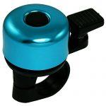 Timtina Klingel Lenker Bell Ring Aluminium, Schwarz Blue