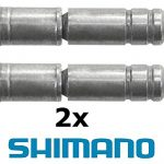 Shimano Kettennietstifte für 8-/9-/10-/11-fach Ketten 2er Pack 10-fach