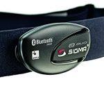 Sigma Sport Zubehör, R1 DUO Herzfrequenz Sender ANT+/Bluetooth Smart inkl. COMFORTEX+