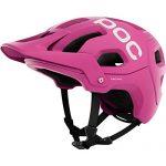 POC Tectal Fahrradhelm Unisex für Erwachsene, Rosa Actinium Pink matt, xlx