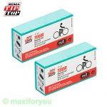 W01230103 Rema TIP-TOP TT01/05 – 7 o. 9-teilig – Fahrrad Flickzeug Reparaturset 2 x TT01