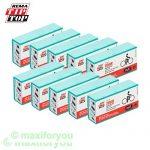 01230103 Rema TIP-TOP TT01/05 – Fahrrad Flickzeug Reparaturset 10 x TT01 – 7 o. 9-teilig