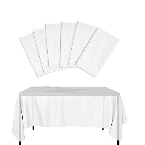 Top 10 Tischdecken Weiß Hochzeit – Outdoor-Tischdecken