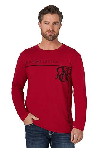 Top 10 Republic T Shirt – Herrenbekleidung