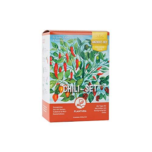 Top 10 Chilli Anzucht Set – Garten