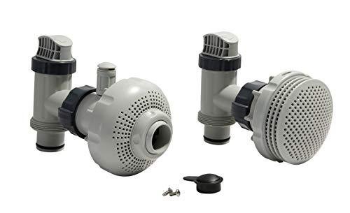 Top 6 Intex Anschlussset 38mm – Ersatzteile für Poolfilter & Poolpumpen