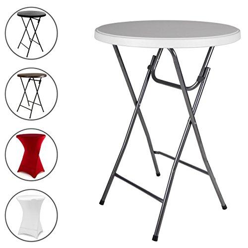 Top 10 Stehtisch klappbar 80 cm – Abdeckhauben für Tische
