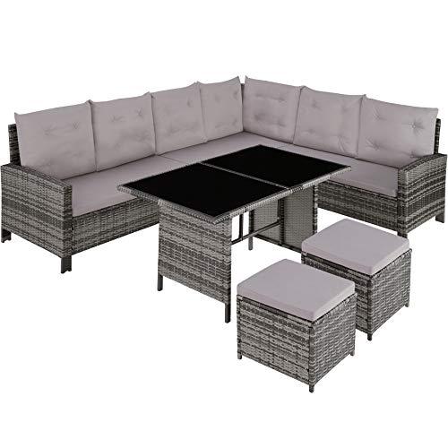 Top 10 Loungegruppe mit Esstisch – Möbelsets