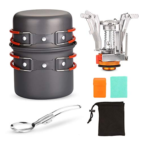 Top 9 Portable Camping Stove – Geschirr-Sets