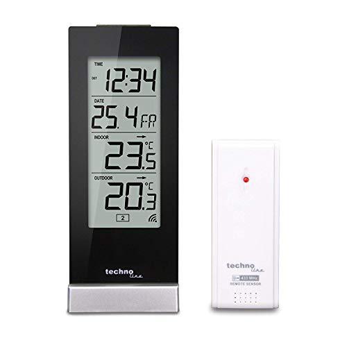 Top 9 Thermometer weiß analog – Wetterstationen