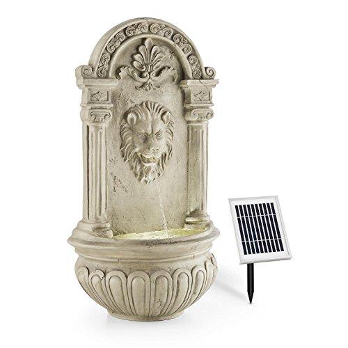Top 10 Wandbrunnen mit Solar – Wasserspiele