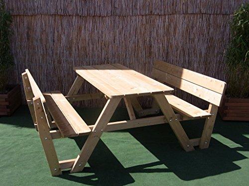 Top 8 Picknicktisch Rückenlehne – Möbelsets