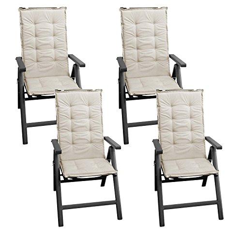 Top 10 Stuhlauflage Hochlehner Beige – Polster für Stühle & Sessel