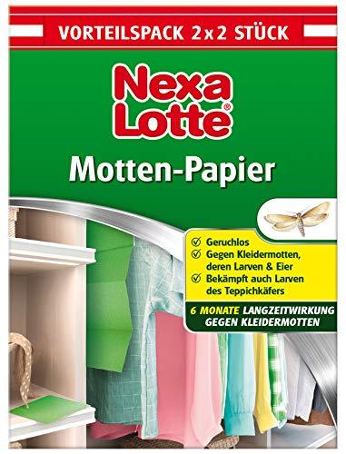 Top 9 Mottenpapier für Kleiderschrank – Mottenabwehr