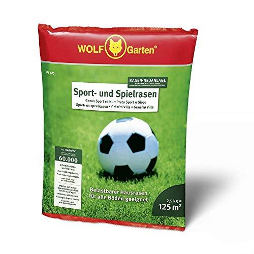Top 10 Spiel und Sportrasen – Gräsersamen & -pflanzen