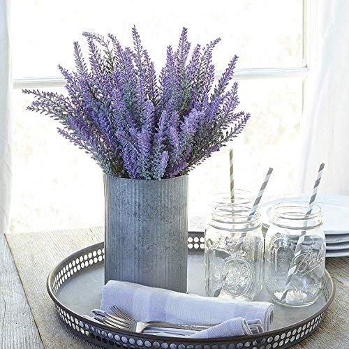 Top 10 Lavendel Deko Blumen – Seiden- & Kunstblumen