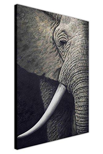 Top 10 Bild Elefant Leinwand – Poster & Kunstdrucke