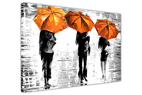 Top 10 Bild Orange Leinwand – Poster & Kunstdrucke