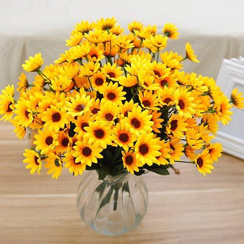 Top 10 Sonnenblumen Künstlich Klein – Seiden- & Kunstblumen